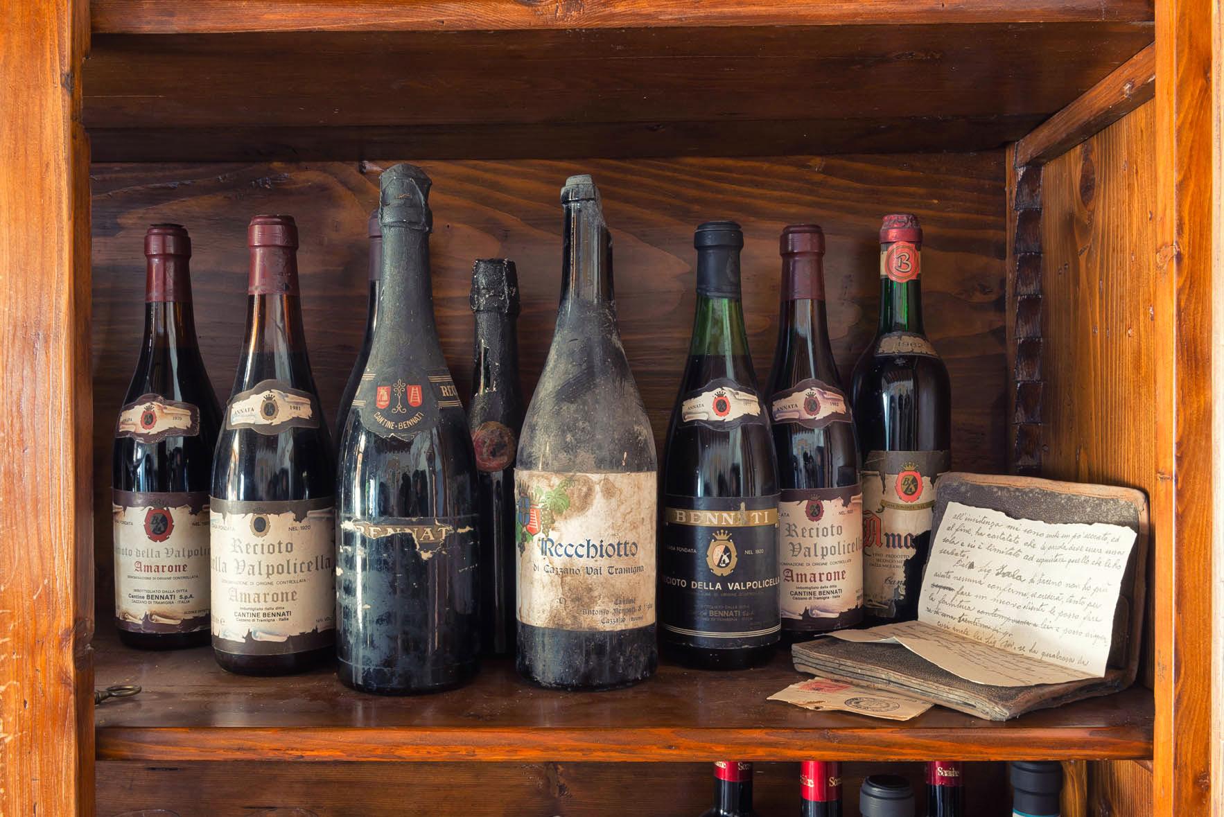 bottle storiche